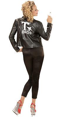 50er Jahre Twist Kostüm für Damen NEU - Damen Karneval Fasching Verkleidung Kost (50er Jahre Kostüme)