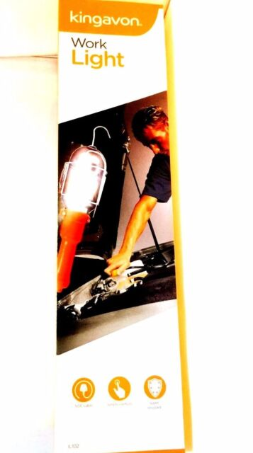 New KINGAVON  Bb-Il102 Mains Inspection Lamp,Tool Work DIY