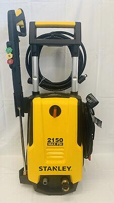 Stanley 2500psi Max Power Electric Pressure Washer Spray Gun 25 Ft Hose