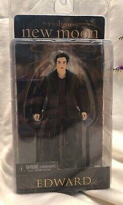 NEW The Twilight Saga New Moon: Edward Cullen Figure UNOPENED