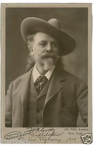 WILLIAM-CODY-Signed-Photograph-Buffalo-Bill-Soldier-Showman