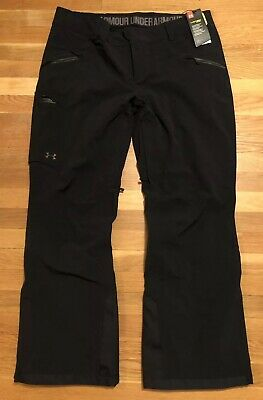 Under Armour Womens OS Better Ski Pants Size XL Nwt 1315992-001