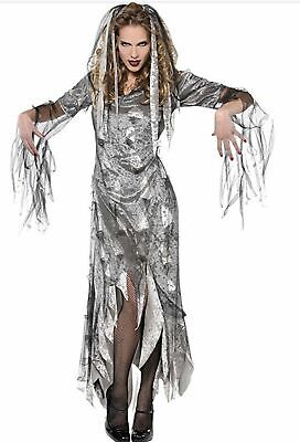 Graveyard Zombie Costume (Graveyard Zombie - Sexy Halloween Costume - Adult Medium 6-8 - Brand)