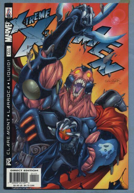 X-Treme X-Men #11 2002 Chris Claremont Salvador Larroca Marvel Comics j