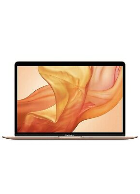 "NEW Apple 13.3"" MacBook Air Intel i3 1.1GHz 8GB Ram 256GB SSD Gold MWTL2LL/A"