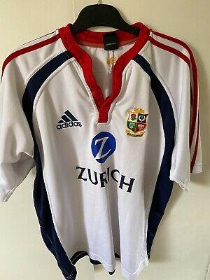 XL British and Irish Lions 2005 (New Zealand) Adidas Rugby Shirt (Extra Large)
