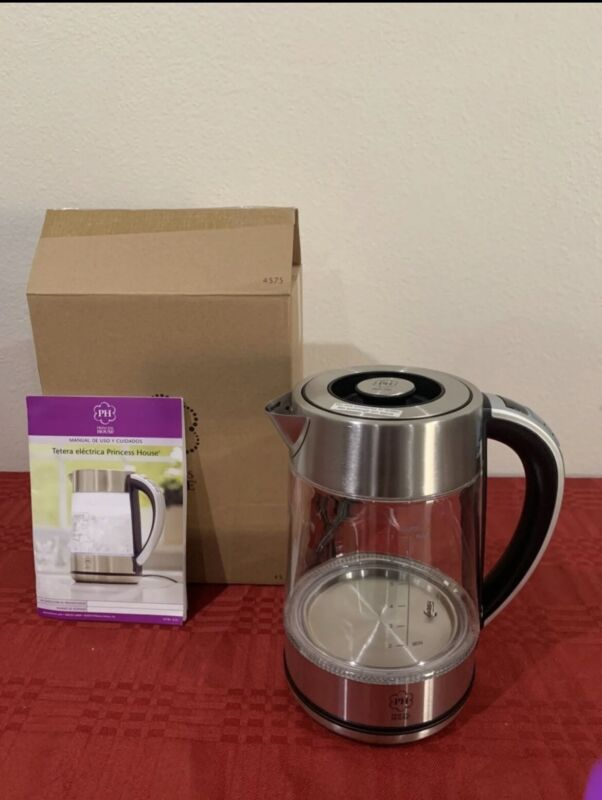 PRINCESS HOUSE ELECTRIC KETTLE # 4575 NEW IN BOX! Super Offer!!!