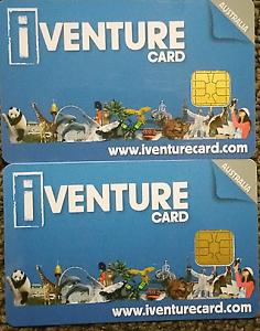 Iventure card 3 attractions Penrith Penrith Area Preview