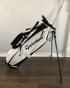White TaylorMade Carry Bag