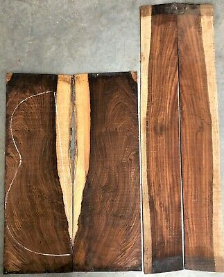 Cocobolo Rosewood acoustic guitar back and side set classical size 52120-2