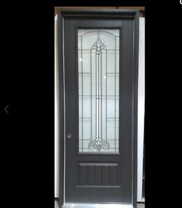 2 brand new doors