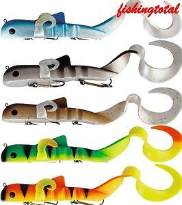 SAVAGE-GEAR-Alien-Eel-V2-tamano-amp-seleccion-Anguilas-Anguila-de-goma