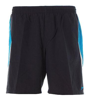 SPEEDO Herren Badeshorts Boardshorts Shorts Badehose Schwarz -BOASTA- S J1333