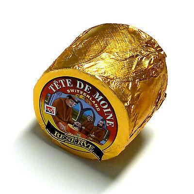 800g Tete de Moine AOP Käse Reserve gereift für Girolle Mönchskopfkäse