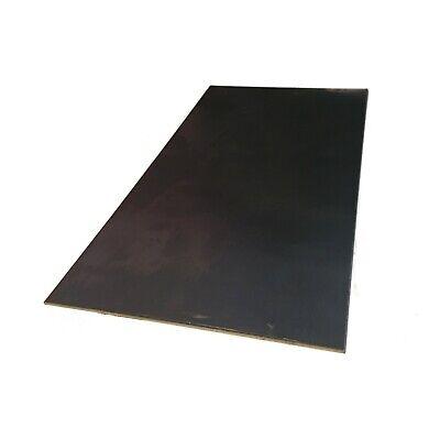 14 Gauge .075 6x12 304 Stainless Steel Plate Sheet Metal Welding