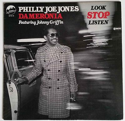 LP Philly Joe Jones Dameronia feat. Johnny Griffin - Look Stop Listen