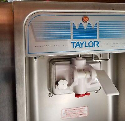 Taylor 152-12 Ice Countertop Ice Cream Yogurt Machine 2016 115v 1 Phase