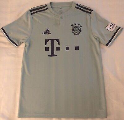 b49f50d1a Adidas Bayern Munich Away Soccer Jersey. Adult Size  Small