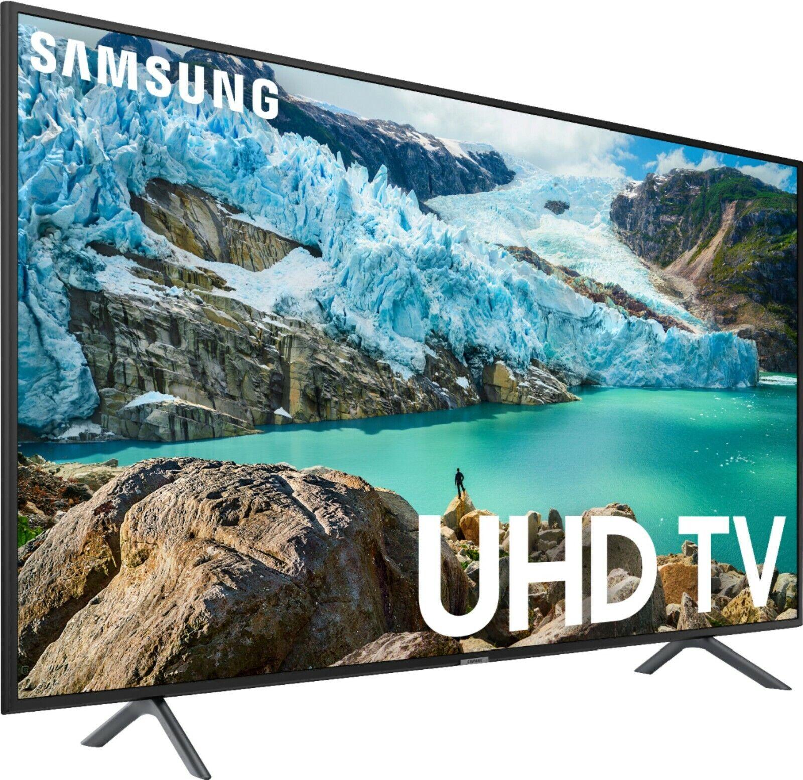 "Samsung UN43RU7100FXZA 43"" Class LED 7 Series 2160p Smart 4K"