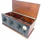 Collectible Tube Radios (Pre-1930)
