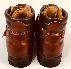 Vintage Hiking boots Matterhorn all leather Excellent condition