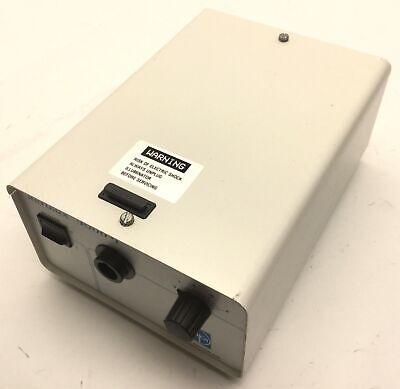 Volpi 10255 Intralux 4000-1 Fiber Optic Microscope Light Source 120w 121vac