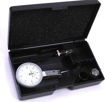 Mitutoyo 513-203 Dial Test Indicator Set .0001 0-.008 Range Comp. 513-403-10t