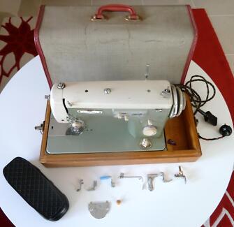 Vintage godfrey sewing machine