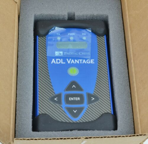 Pacific Crest ADLV-2 ADL Vantage Advanced Wireless Data Link K01111 (A02644) NEW