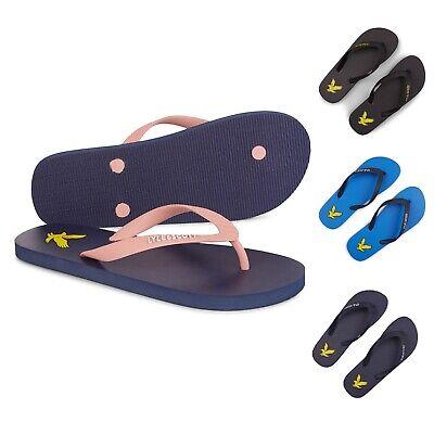 Lyle & Scott Flip Flops Summer Beach Party Swim Sandal Thongs Footwear Shoes