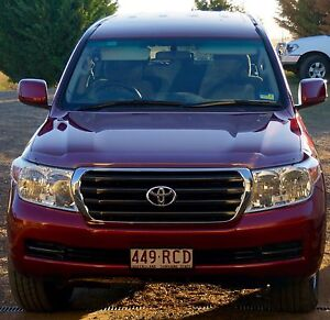 200 series 2010 GXL Automatic, twin turbo, V8 diesel LandCruiser Greenmount Toowoomba Surrounds Preview