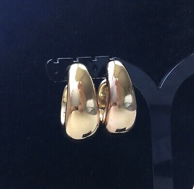 10k Gold Hoop Earrings From Birks Of Montreal for sale  Shipping to Nigeria