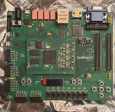 Xilinx Digilent Zedboard Zynq-7000 Armfpga Development Board