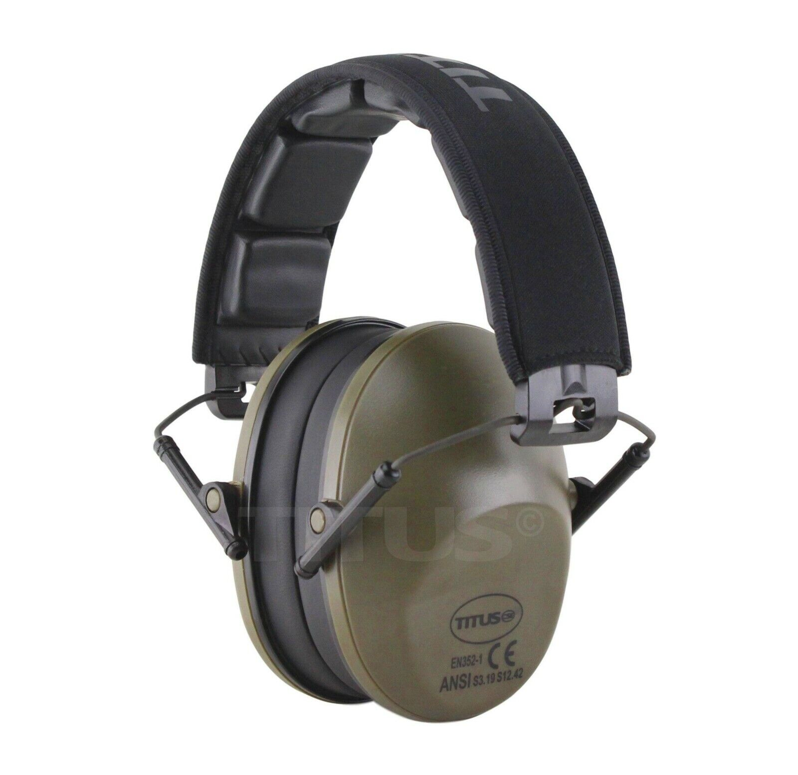 Shooting Ear muffs Gun Range Noise Reduction High NRR Earpho