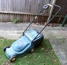 Electric Lawnmower Summer Hill Ashfield Area Preview