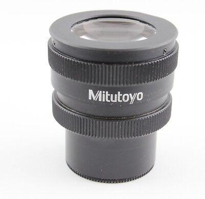 Mitutoyo Wf 10x 24 Microscope Eyepiece 30mm