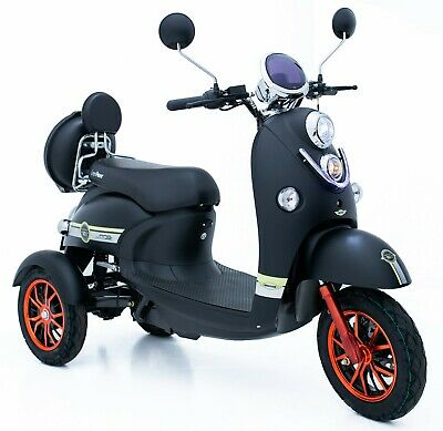 Mobility Scooter Electric 3 Wheeled 60V100AH Free Engineered Delivery GreenPower