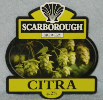 Scarborough Citra Pump Clip Front