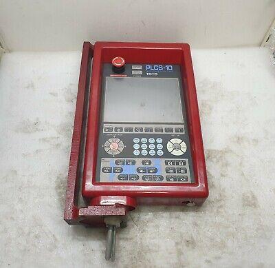 Toyo Programmable Logic Control System Panel Plcs-10