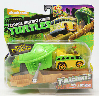 Teenage Mutant Ninja Turtles - TMNT - T-Machines - Teenage Mutant Ninja Turtle Shell