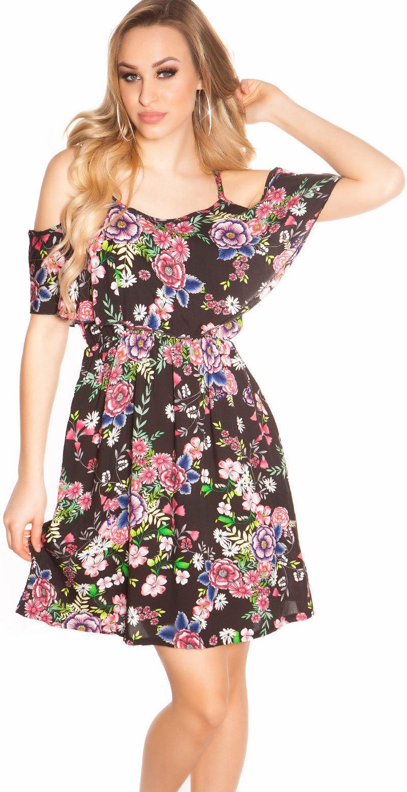 Clothing, Shoes & Accessories Kleid Damen Maxi Lang Blumen ...