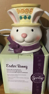 Easter bunny scentsy warmer.