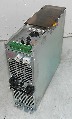 Indramat AC Servo Power Supply, # TVM2.1-050-W1-115V, Used, Warranty