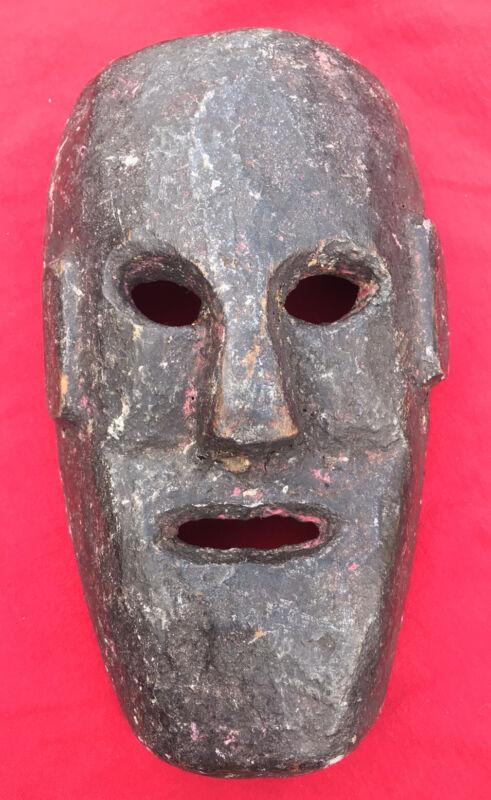 Himalayan Shaman Ancestral Spirit Mask ~ Nepal
