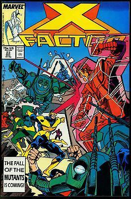 X-Factor #23 1988- Four Horsemen of the Apocalypse X-Men Movie (X Men Four Horsemen Of The Apocalypse)