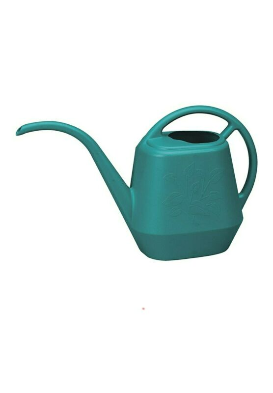 Bloem  Teal  0.44 gal. Resin  Watering Can