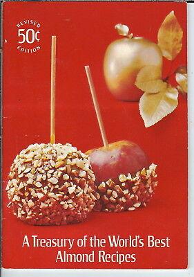 NK-049 Blue Diamond Almonds Treasury World's Best Almond Recipes