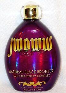 Jwoww Tanning Lotion Natural Black