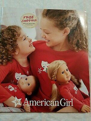 American Girl Doll Magazine Toy Catalog Nov 2015 Poodle Skirt Maryellens Pajamas