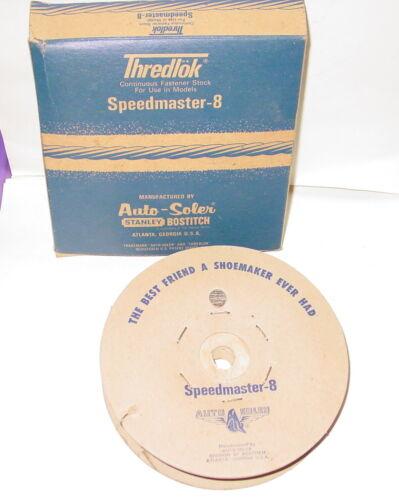 Vintage Auto-Soler Thredlok Speedmaster-8 Shoe Heel Repair Cobblers Tool Wire